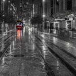 lonely tram on george street-sydney-V3-JDS3336-1500